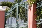 Beulah TAS Wrought iron fencing 12