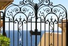 Beulah TAS Wrought iron fencing 13