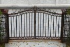Beulah TAS Wrought iron fencing 14