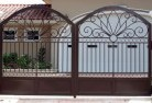 Beulah TAS Wrought iron fencing 2